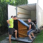 Stěhování pian a klavírů