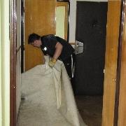 Likvidace podlah (linoleum)