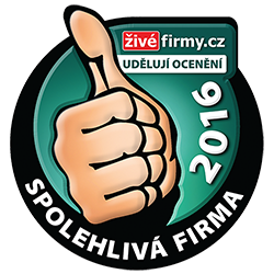 Logo Spolehlivá firma